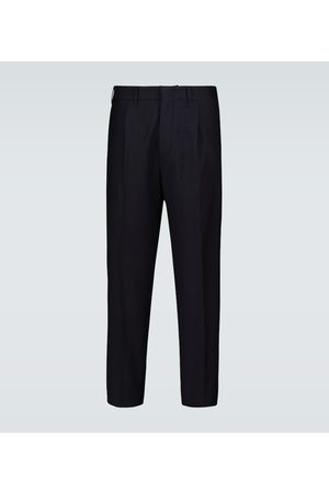THE GIGI Tonga+Z wool pants
