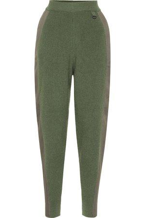 Stella McCartney Tapered wool pants