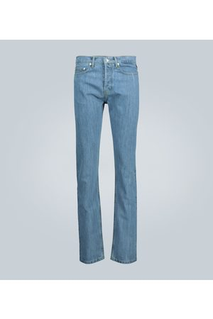 Éditions M.R Max straight-leg jeans