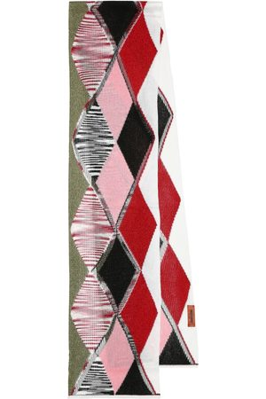 Missoni Metallic scarf