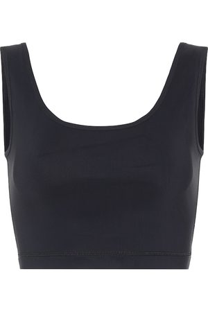 WARDROBE.NYC Release 02 stretch-jersey crop top