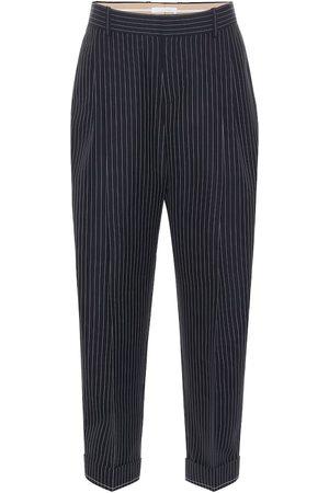 Chloé Striped virgin wool pants