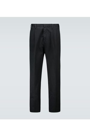 Ermenegildo Zegna Single pleated pants