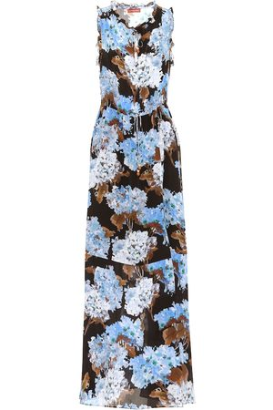 Altuzarra Exclusive to Mytheresa – Otis floral silk gown