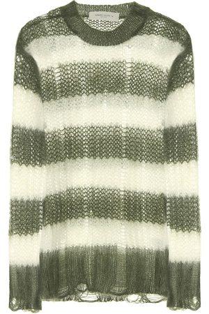 Golden Goose Antonicca mohair-blend sweater