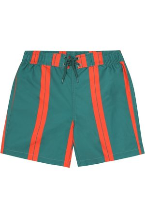 Mini Rodini Stripe swim shorts