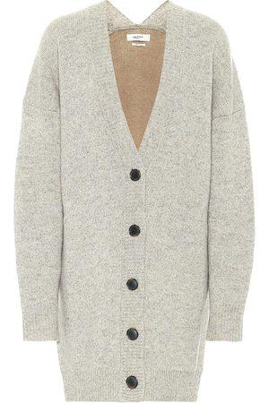Isabel Marant Moana wool-blend oversized cardigan