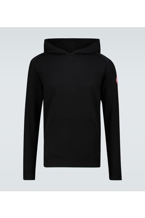 Canada Goose Hooded wool sweater