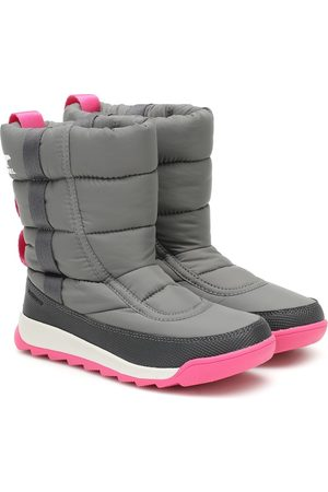 sorel Whitney II Puffy ankle boots