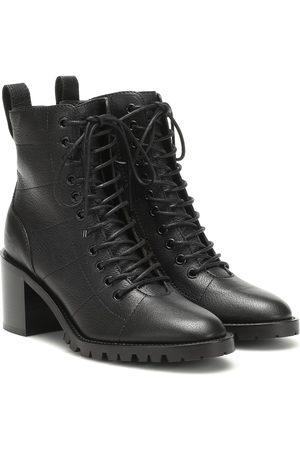 Jimmy Choo Cruz 65 leather ankle boots
