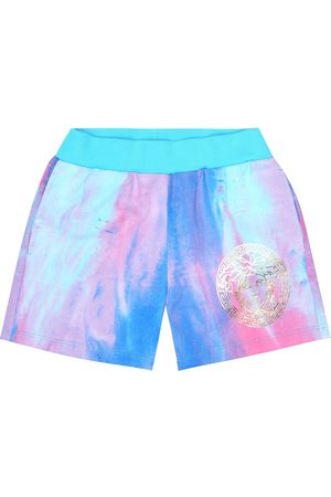 VERSACE Cotton shorts