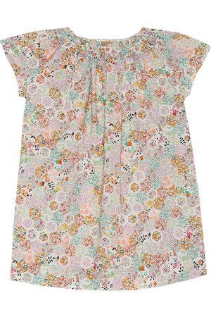 BONPOINT Goldie floral cotton dress