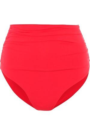 Melissa Odabash Caribe high-rise bikini bottoms
