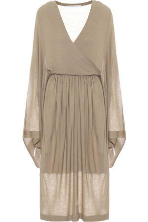 Agnona Knit midi dress