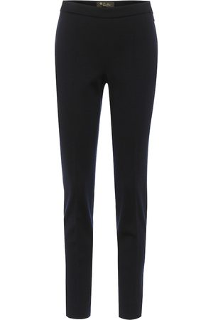 Loro Piana Mirel wool-jersey pants