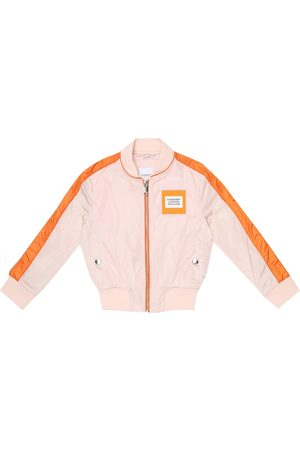 Burberry Unicorn Print bomber jacket