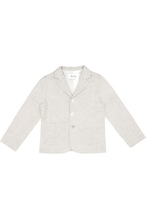 BONPOINT Luca cotton and linen jacket