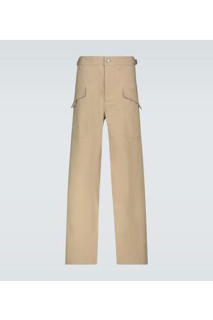 Bottega Veneta Relaxed-fit cotton pants