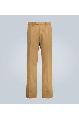 Prada Classic gebardine chino pants
