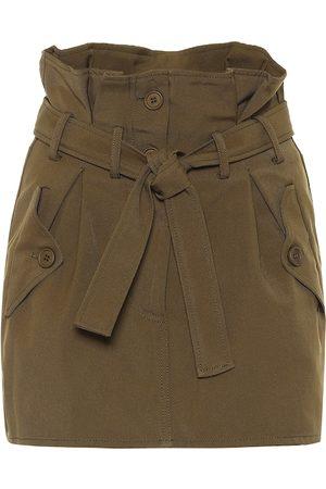 The Attico Paperbag miniskirt