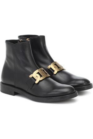 Tod's Kate leather ankle boots
