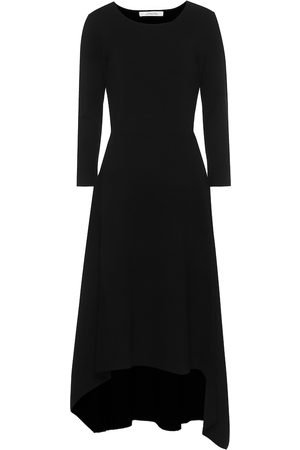 Dorothee Schumacher Sleek Sophistication knit midi dress