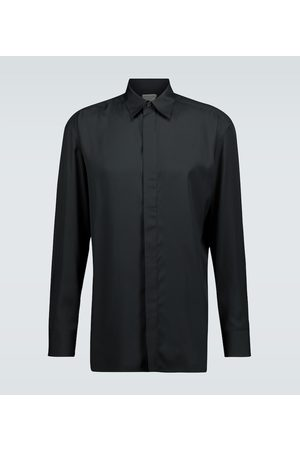 Bottega Veneta Oversized long-sleeved shirt