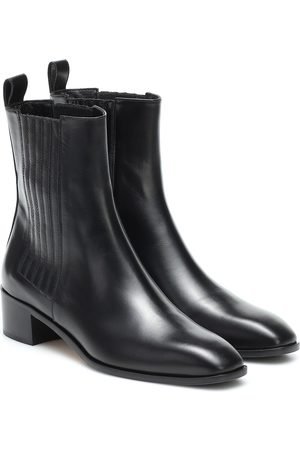 Aeydē Neil leather ankle boots