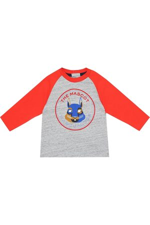 The Marc Jacobs Baby printed cotton jersey top