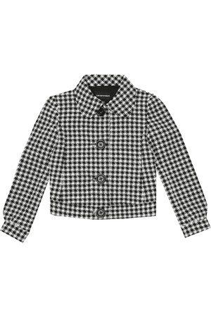 Emporio Armani Checked jacket
