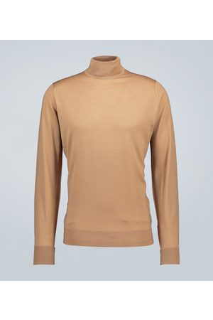 JOHN SMEDLEY Richards wool turtleneck sweater