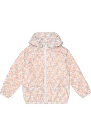 BONPOINT Nymphéa Liberty-print rain jacket