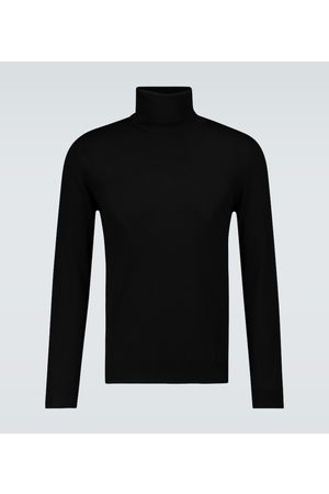 ZANONE Regular-fit turtleneck sweater