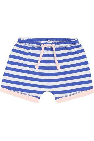 Caramel Baby Belgravia stretch-cotton shorts
