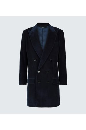 Dolce & Gabbana Double-breasted overcoat