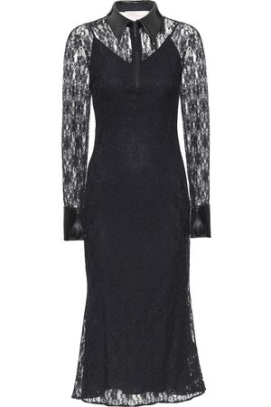 Christopher Kane Lace midi dress