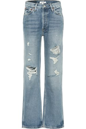 RE/DONE 90s Loose high-rise jeans