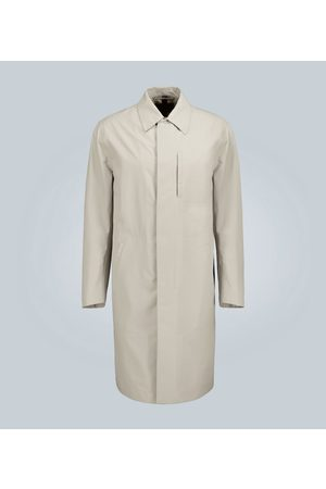 Prada Exclusive to Mytheresa – bonded technical rain coat