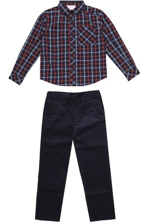 Rachel Riley Cotton shirt and pants set