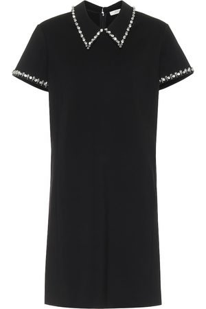 Dorothee Schumacher Emotional Essence embellished minidress