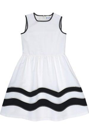 Loro Piana Hanne cotton-blend dress