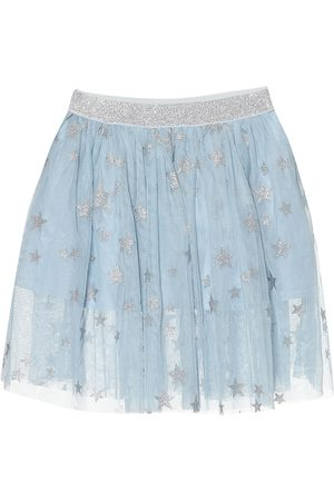 Stella McCartney Printed tulle skirt
