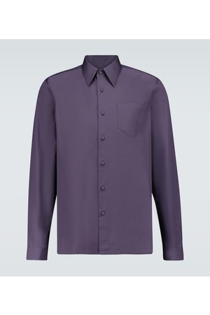 Prada Long-sleeved classic shirt