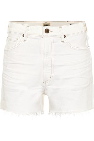 Citizens of Humanity Kristen high-rise denim shorts