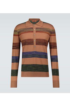Missoni Long-sleeved polo shirt