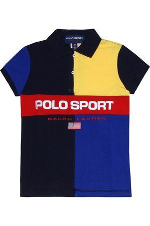 Ralph Lauren Logo cotton polo shirt