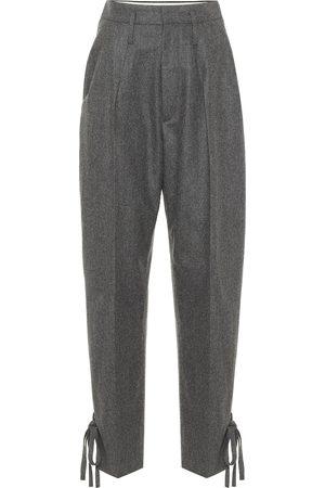 Isabel Marant Racomi virgin wool pants