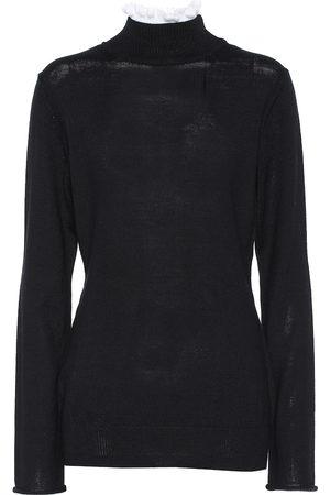 UNDERCOVER Wool turtleneck sweater