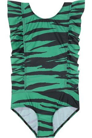 Mini Rodini Basic Tiger swimsuit