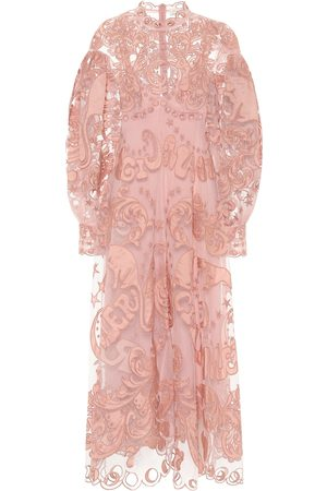 ZIMMERMANN Ladybeetle Fortune tulle maxi dress